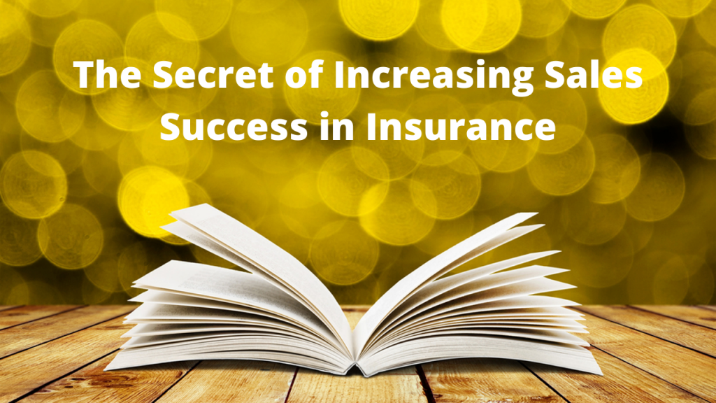 How To Be Successful in Insurance Sales