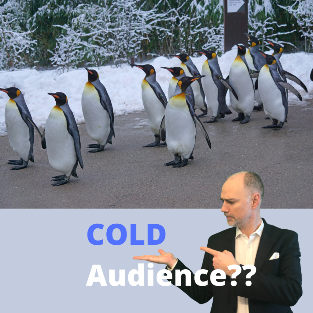 how to approach a customer in sales, how to turn cold audiences in buyers