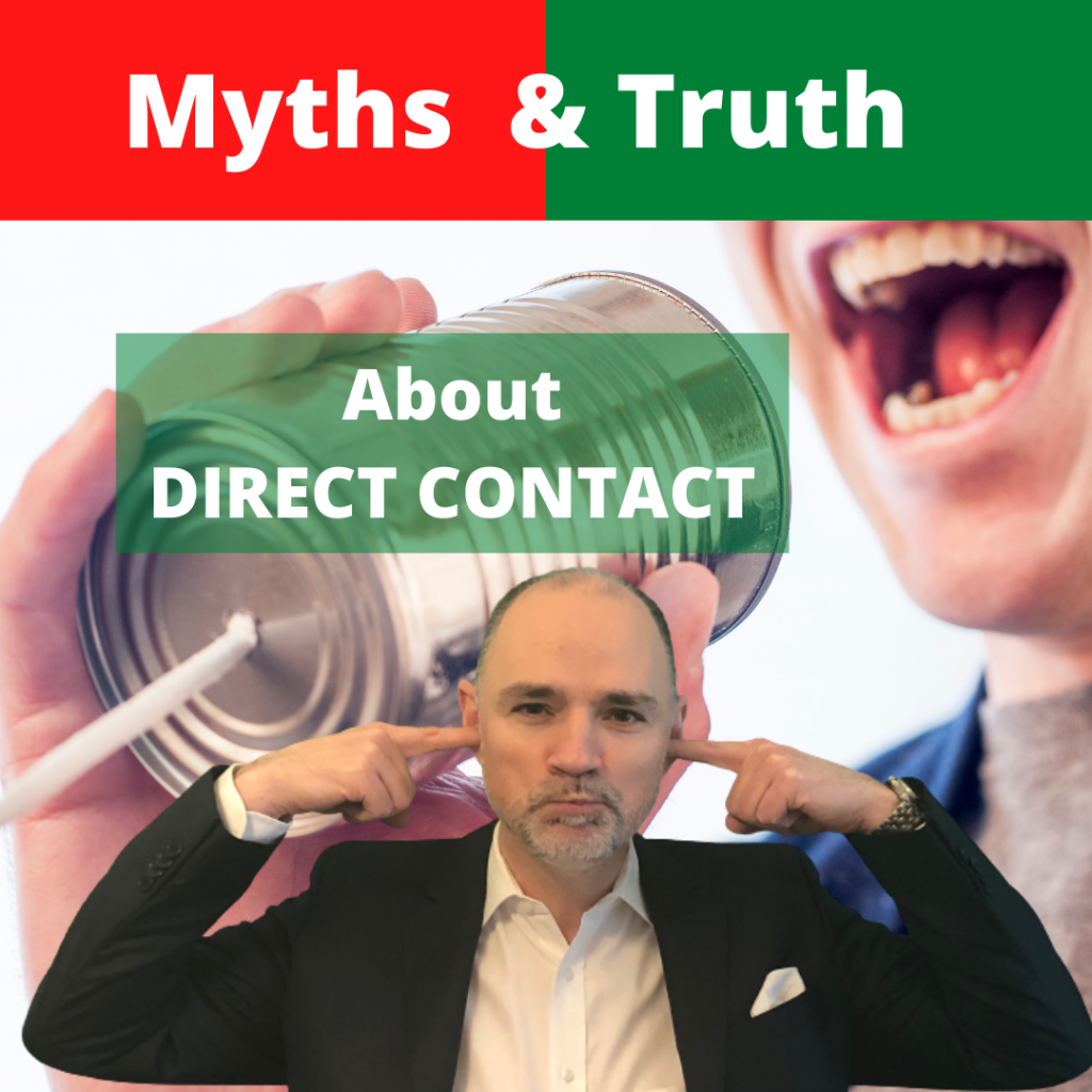 How to approach a customer in sales, learn about all the myths and the truth regarding direct contact